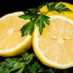 Peršun i limun za mršavljenje