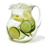 Kako se pravi sassy voda napitak za mršavljenje